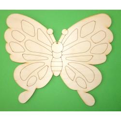 Motýl A4