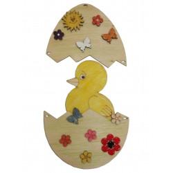 Sada - Vajíčko s kuřátkem
